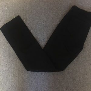 J. Crew Reid Black Jeans